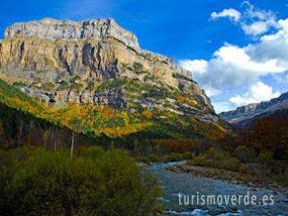 TURISMO VERDE HUESCA. Parque Nacional de Ordesa y Monte Perdido
