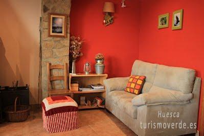TURISMO VERDE HUESCA. Casa Gerbe